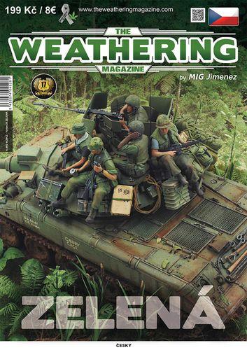 The Weathering magazine 29 /2020 - Zelená (CZ e-verzia)