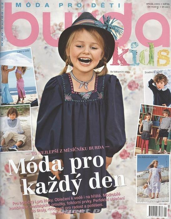 016babfa0 Burda speciál - Móda pro děti - E012 - MAGNETPRESS.cz