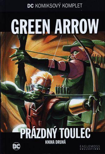 DC KK 41: Green Arrow - Prázdný toulec - kniha druhá