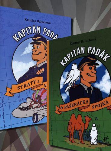 Kapitán Padák & straty a nálezy