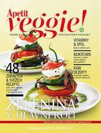 Apetit veggie! 2016 - časopis v pevnej väzbe