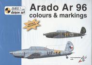 Arado Ar-96 - colours & markings 1:48