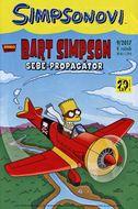 Simpsonovi: Bart Simpson 09/2017