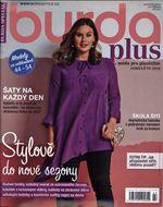 Burda Plus: móda pro plnoštíhlé - jaro/léto 2018