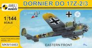 """Dornier Do 17Z-2/3 """"Eastern Front"""" - stavebnica"""