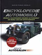 Encyklopedie automobilů: České a slovenské osobní automobily od roku 1815 do současnosti