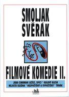 Filmové komedie II.: Jára Cimrman ležící, spící - Kulový blesk - Nejistá sezóna - Rozpuštěný a vypuštěný - Trhák