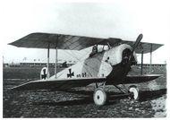 Fokker b.ii 03.82 - pohľadnica