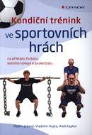Kondiční trénink ve sportovních hrách: na příkladu fotbalu, ledního hokeje a basketbalu