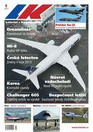 Letectví + kosmonautika č.01/2013