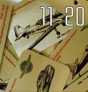 Magnetka (11 až 20) - 100 let československého letectví 1918-2018
