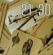 Magnetka (21 až 30) - 100 let československého letectví 1918-2018