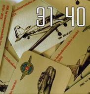 Magnetka (31 až 40) - 100 let československého letectví 1918-2018