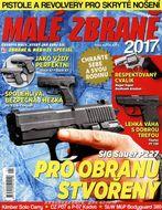 Malé zbraně 2017 - Zbraně a náboje speciál