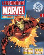 Marvel kolekcia figúrok č. 3 - Iron Man