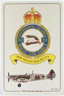 312. československá stíhací peruť RAF - ALUMCARD