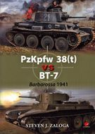 PzKpfw 38(t) vs BT-7 - Barbarossa 1941