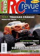 Rc revue špeciál Cars 2016/01
