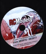 CD rom - RC modely č. 2016/09 - 2017/08