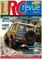 Rc revue špeciál Cars 2016/03