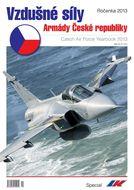 Vzdušné síly Armády České republiky – ročenka 2013