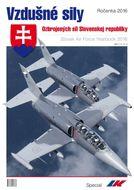 Vzdušné sily Ozbrojených síl Slovenskej republiky – Ročenka 2016