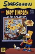 Simpsonovi: Bart Simpson 10/2017