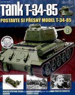 Tank T-34-85 č.2