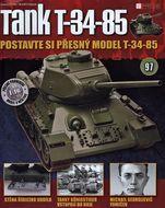 Tank T-34-85 č.97