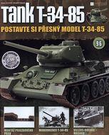 Tank T-34-85 č.96