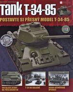 Tank T-34-85 č.113