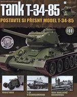 Tank T-34-85 č.100