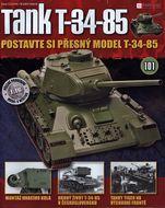 Tank T-34-85 č. 101