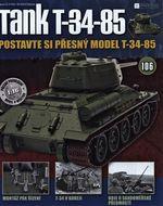 Tank T-34-85 č.106
