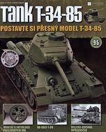 Tank T-34-85 č.95
