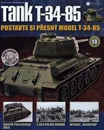 Tank T-34-85 č.98
