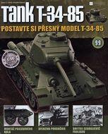 Tank T-34-85 č.99