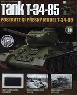 Tank T-34-85 č.108