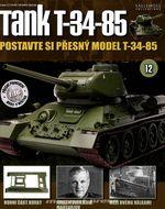 Tank T-34-85 č.12