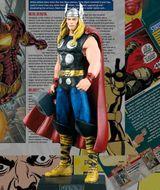 Marvel kolekcia figúrok č. 5 - Thor