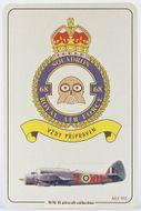 68. noční stíhací peruť RAF - ALUMCARD