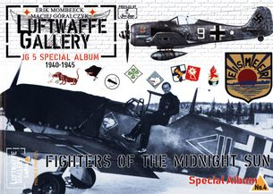 Luftwaffe gallery - JG 5 Special album 1940-1945