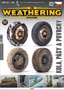 The Weathering magazine 25 /2018 - Kola, pásy a povrchy