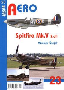 Aero 23 - Spitfire Mk.V 2. díl