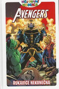 Avengers - Můj první komiks - Rukavice nekonečna