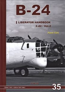 B-24 Liberator Handbook 2.díl