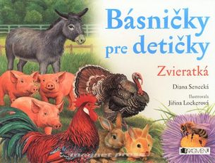 Básničky pre detičky – Zvieratká