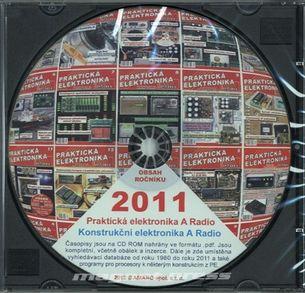 CD Amatérské radio ročník 2011