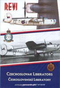 Revi decals - Czechoslovak Liberators ( mierka 1:72 )