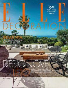 Elle Decoration - Léto 2019